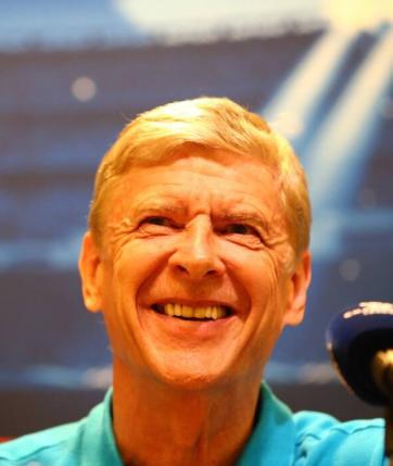 Profilbild: Arsene Wenger