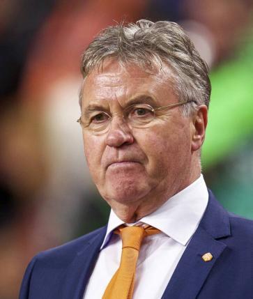 Profilbild: Guus Hiddink