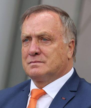 Profilbild: Dick Advocaat