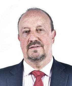 Profilbild: Rafael Benitez