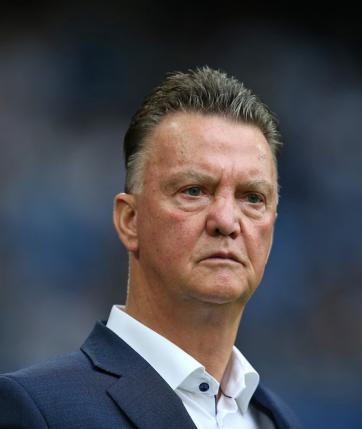 Profilbild: Louis van Gaal