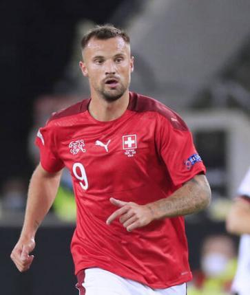 Profilbild: Haris Seferovic