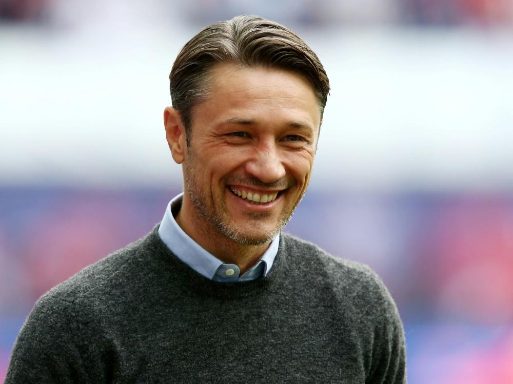Kovac und Frankfurt setzen ihre Erfolgsserie fort