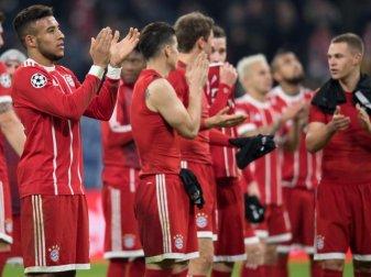 Champions League Fc Bayern Mit Kraftvollem Zeichen Gegen Paris Saint Germain News Fussballdaten