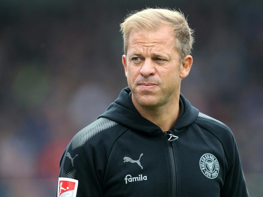 Anfangs Kieler spielen 0:0 in Braunschweig