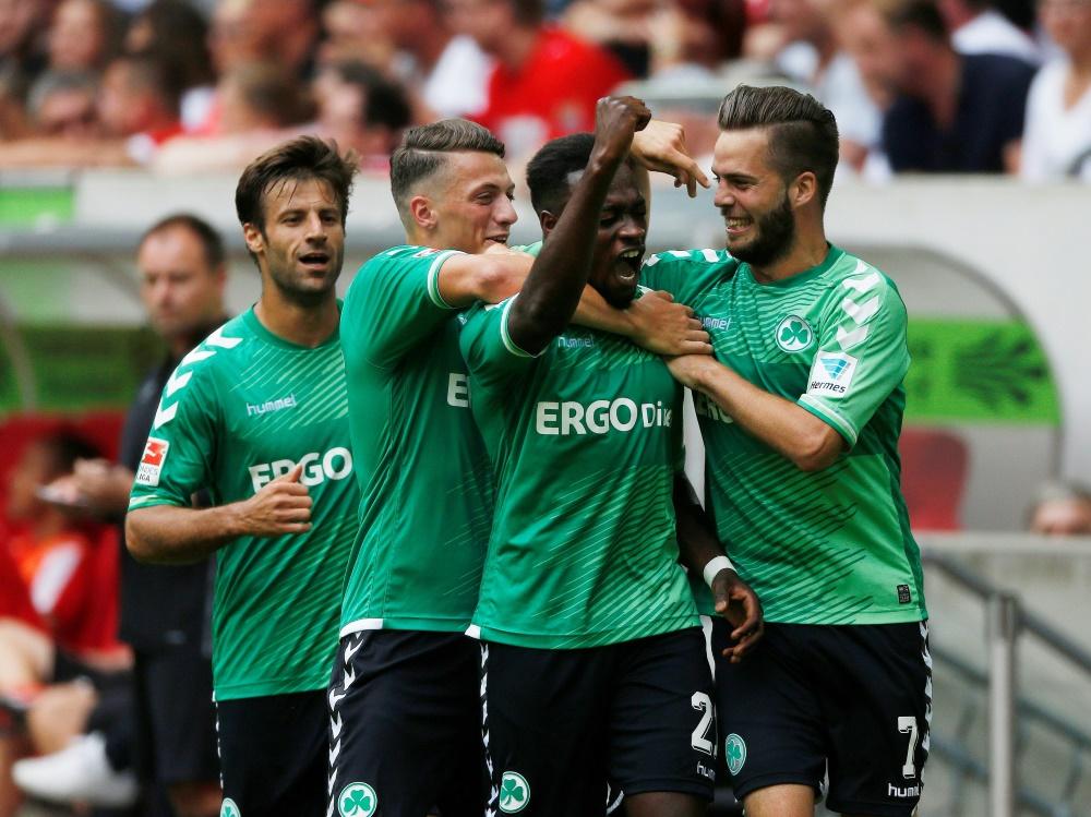 Fürth feiert wichtigen Sieg gegen Heidenheim