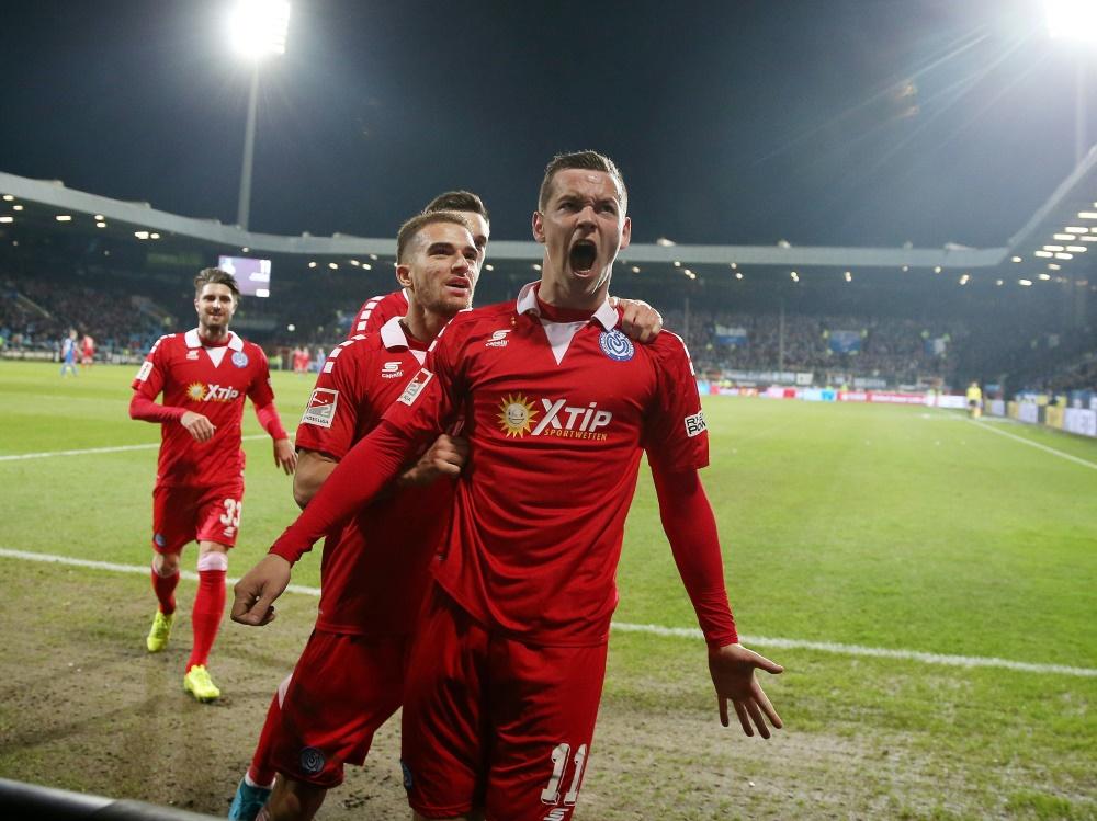 Duisburg gewinnt auswärts in Bochum mit 2:0