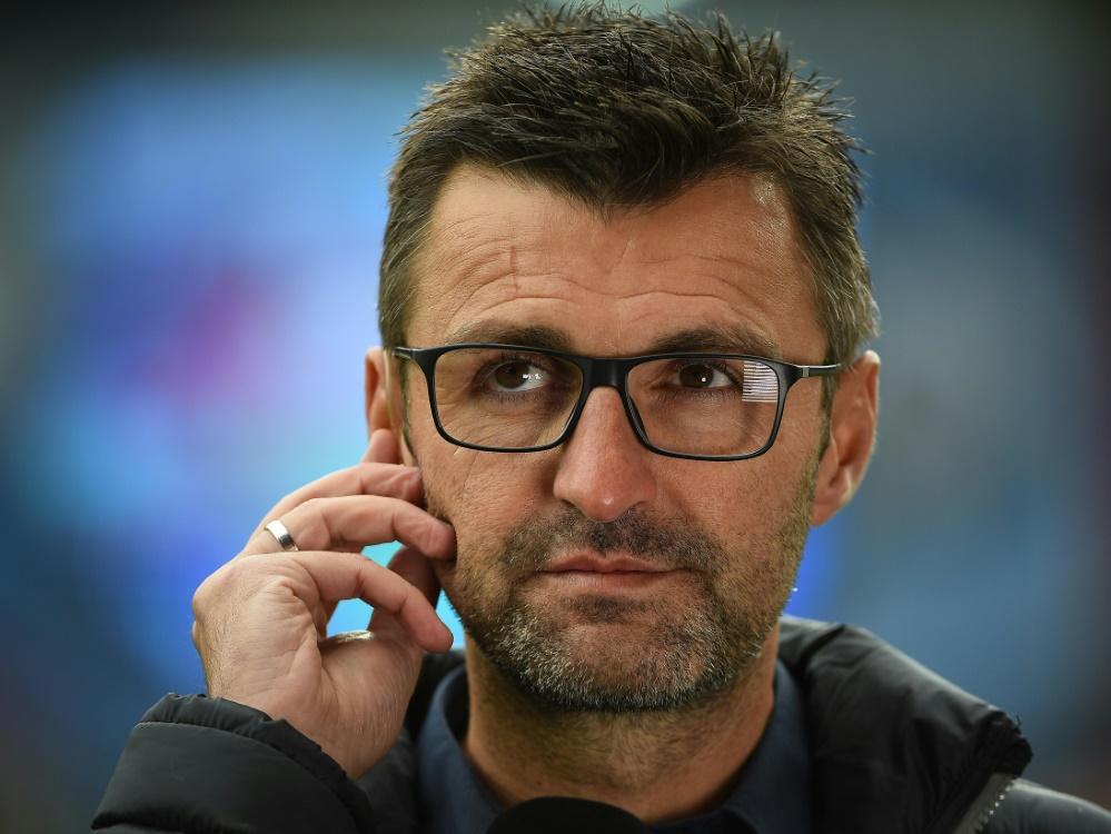 Koellners FCN spielt nur Unentschieden gegen Regensburg