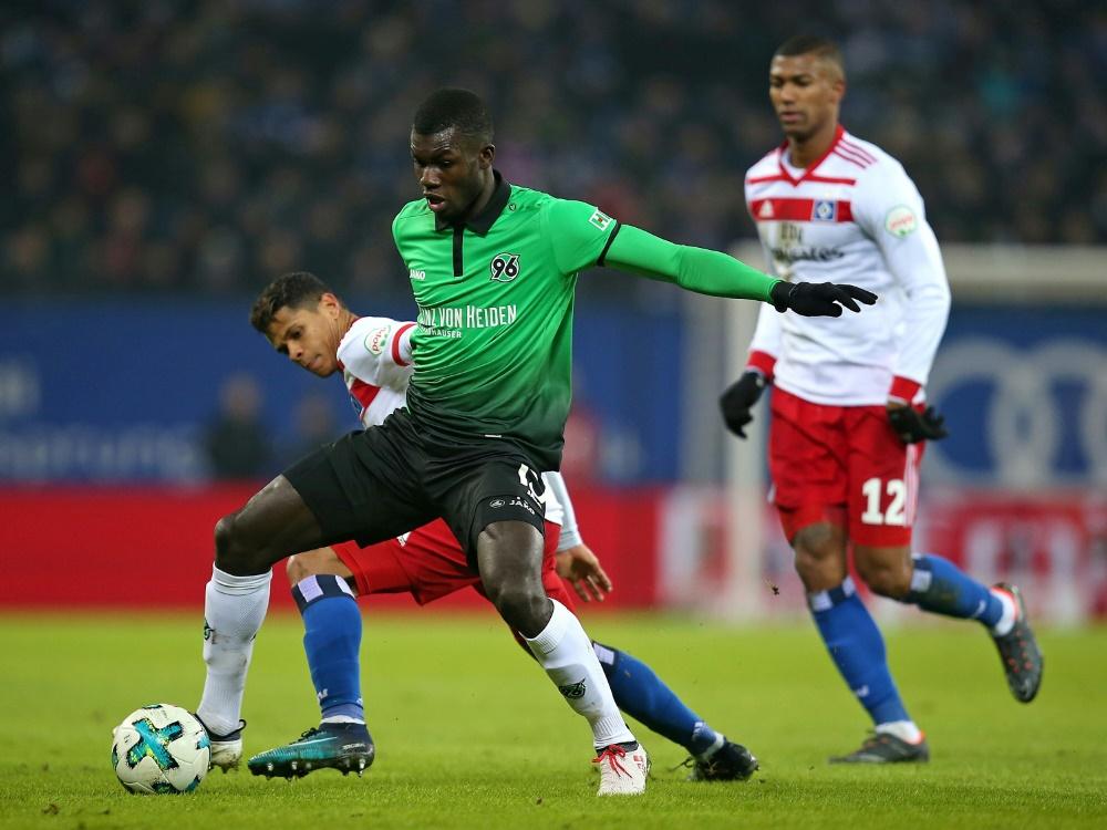Der Hamburger SV gewinnt auch nicht gegen Hannover 96