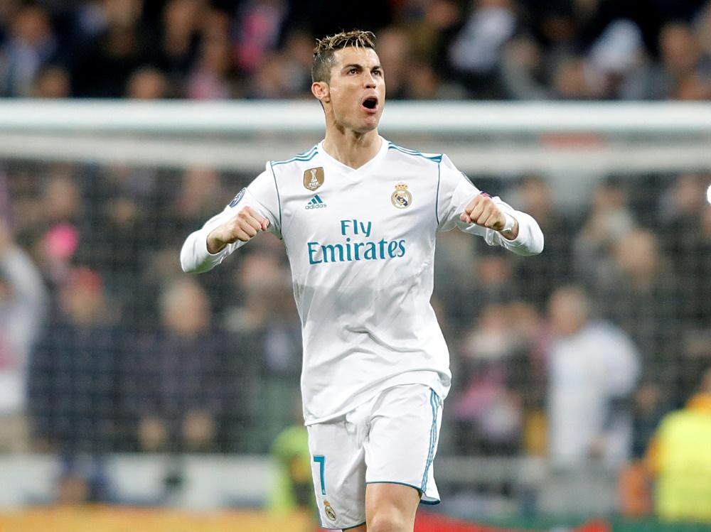 Ronaldo lässt Real Madrid zweimal jubeln