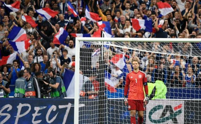 Foto: Die deutsche Nationalmannschaft in der Einzelkritik