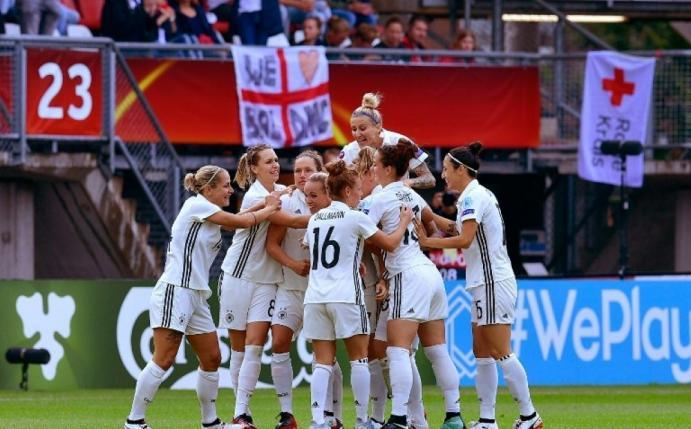 Frauenfußball Em 2021
