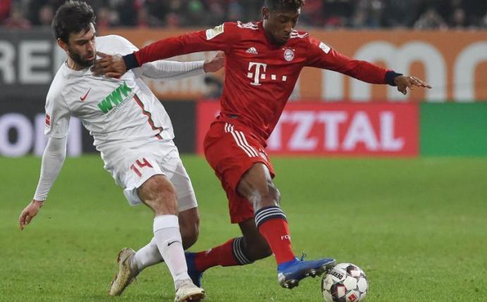 Foto: FC Bayern bangt um Stürmer Coman
