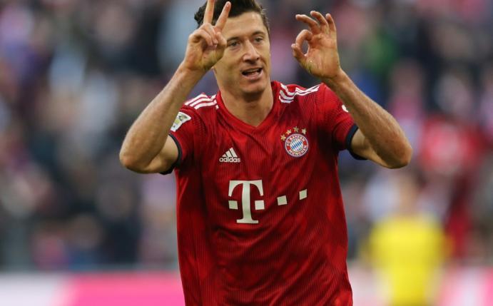 Lewandowski Tore Bundesliga