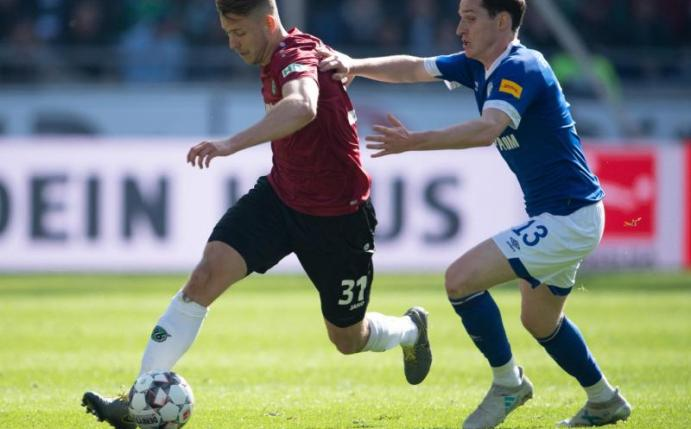 Abstieg Bundesliga 2021