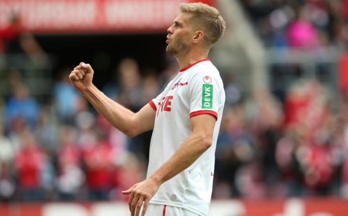 Foto: 2. Bundesliga: Kölns Terodde zum dritten Mal Torschützenkönig
