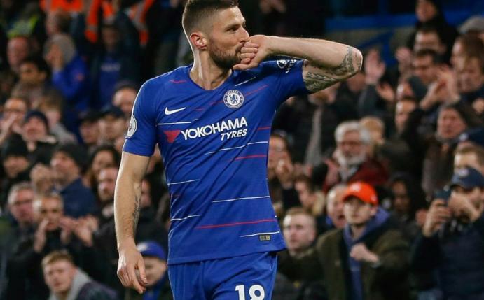 Foto: Weltmeister Giroud bleibt dem FC Chelsea erhalten