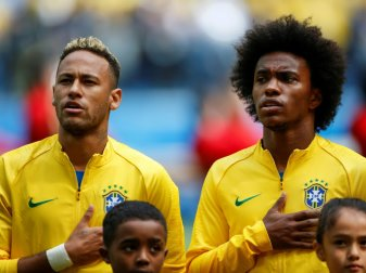 Copa America: Willian ersetzt Neymar bei der Copa News