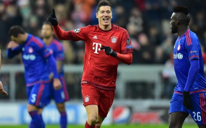 Champions League Bayern Gruppe