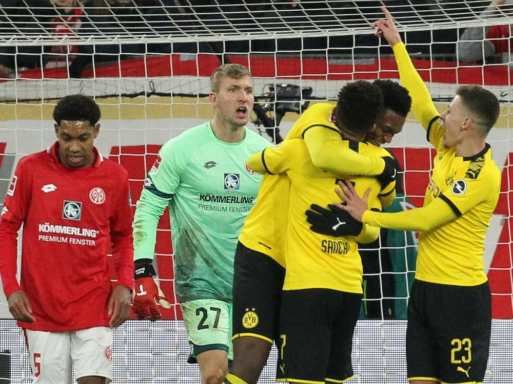 Dortmund Gegen Mainz 2020