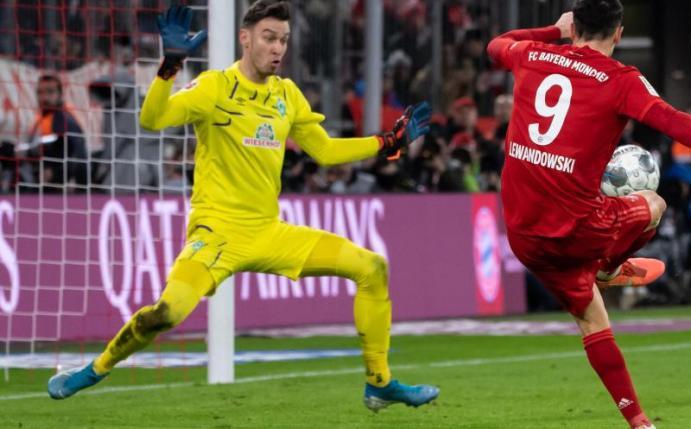 Bundesliga Torwart Statistik
