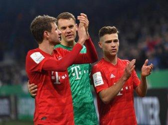 Gehälter Fc Bayern
