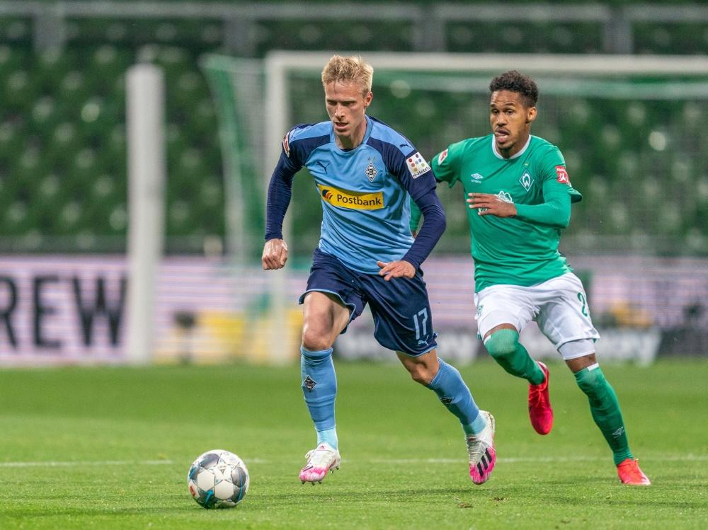 Bremen und Mönchengladbach trennen sich torlos