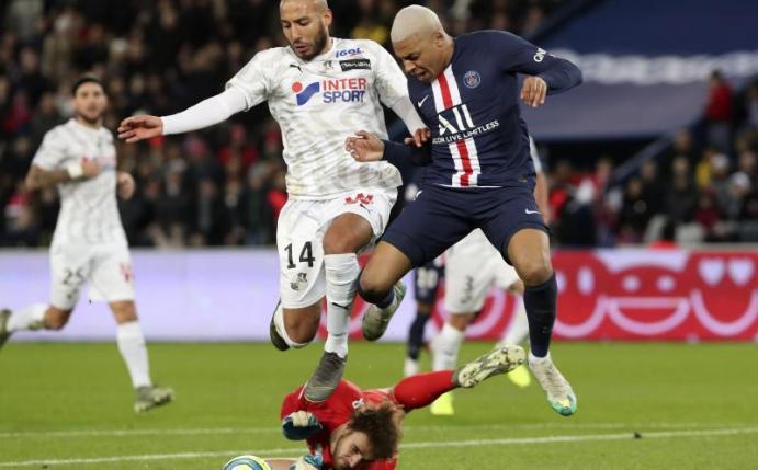 Ligue 3 Frankreich