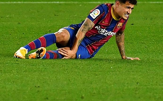 Knie-OP: Coutinho fällt monatelang aus