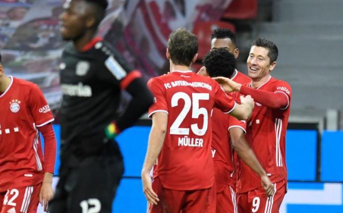 Stressprogramm im Titelkampf:Endet mal die Bayern-Serie?
