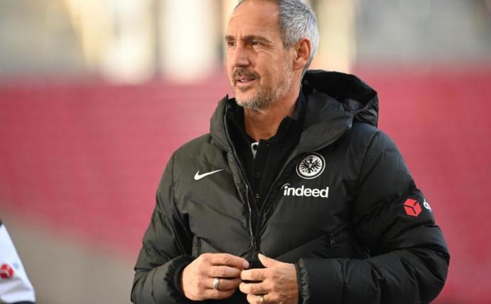 Eintracht startet Vorbereitung - Willems zurück