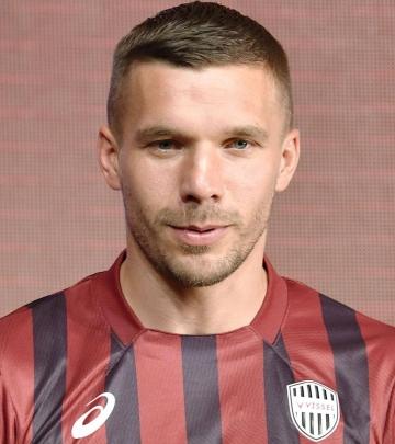 Lukas Podolski - 2017/2018 - Spieler - Fussballdaten