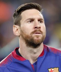 Foto von Lionel Messi