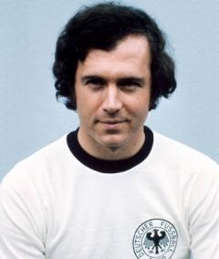 Foto von Franz Beckenbauer (Franz Anton Beckenbauer)