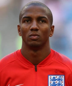 Foto von Ashley Young