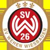 Wappen von SV Wiesbaden 1899