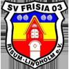 Wappen von SV Frisia 03 Risum-Lindholm