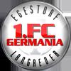Wappen von 1. FC Germania Egestorf-Langreder