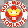 Wappen von TuS Rot-Weiß Koblenz