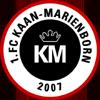 Wappen von 1. FC Kaan-Marienborn 07