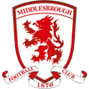 Wappen von FC Middlesbrough