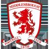 Wappen von FC Middlesbrough