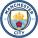 Wappen von Manchester City