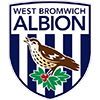 Wappen von West Bromwich Albion