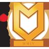 Wappen von Milton Keynes Dons