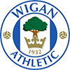 Wappen von Wigan Athletic