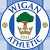 Wappen von Wigan Athletic