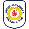 Wappen von Crewe Alexandra
