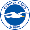 Logo von Brighton and Hove Albion