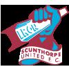 Wappen von Scunthorpe United